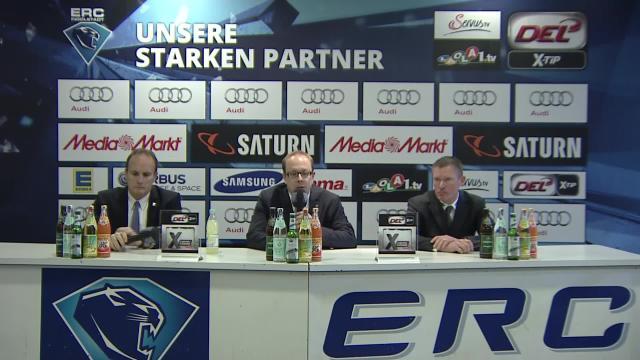 PK: ERC Ingolstadt - Kölner Haie