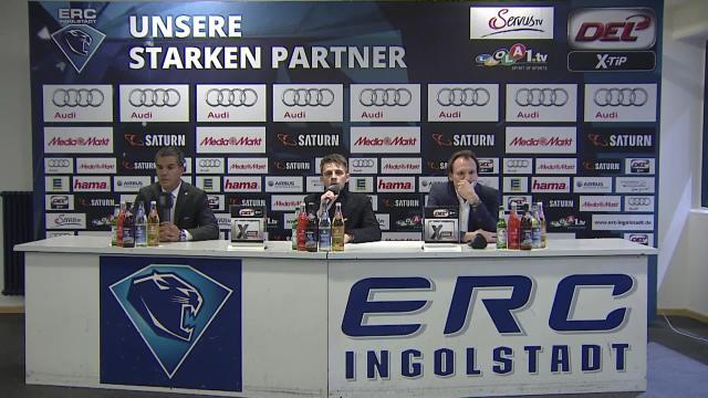 Frölunda News: ERC Ingolstadt