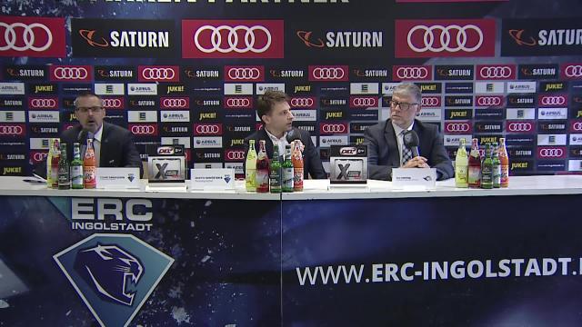 PK: ERC Ingolstadt - Schwenninger Wild Wings