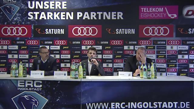 PK: ERC Ingolstadt - Thomas Sabo Ice Tigers