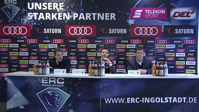 PK: ERC Ingolstadt vs. Straubing Tigers