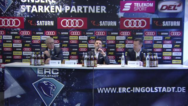 PK: ERC Ingolstadt - Düsseldorfer EG