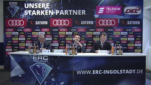 PK: ERC Ingolstadt vs AEV Augsburg