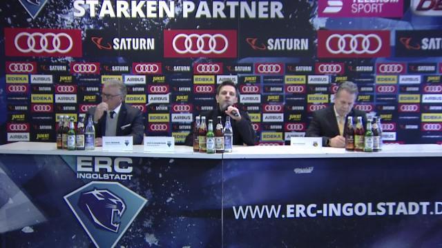 PK: ERC Ingolstadt - Krefeld Pinguine