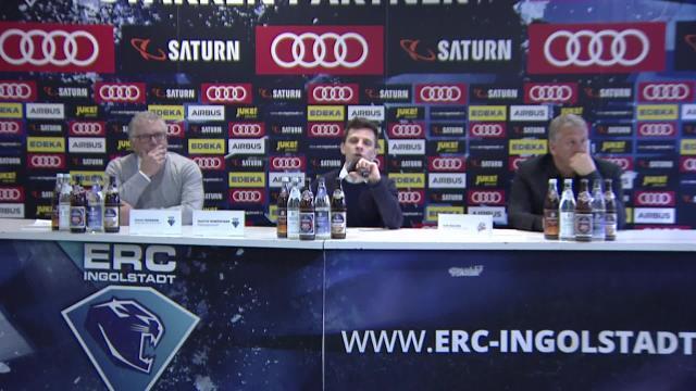 PK: ERC Ingolstadt vs. Thomas Sabo Ice Tigers