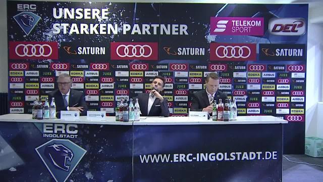 PK: ERC Ingolstadt - Augsburger Panther