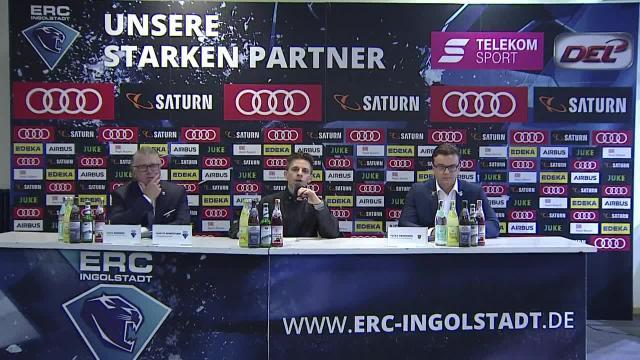 PK: ERC Ingolstadt - Grizzlys Wolfsburg