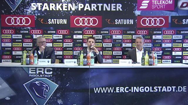 PK: ERC Ingolstadt vs. Fischtown Pinguins