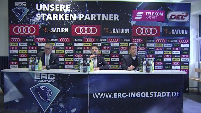 PK: ERC Ingolstadt - Straubing Tigers