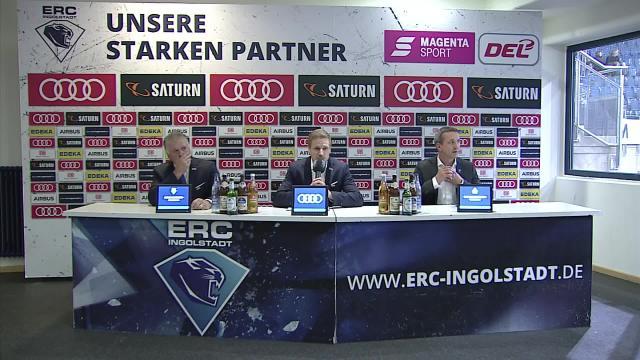 PK: ERC Ingolstadt - Fischtown Pinguins