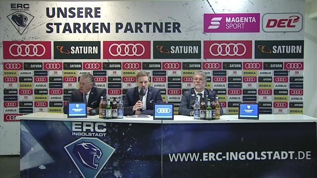 PK: ERC Ingolstadt vs. Grizzlys Wolfsburg