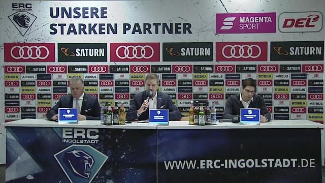PK: ERC Ingolstadt vs. Krefeld Pinguine