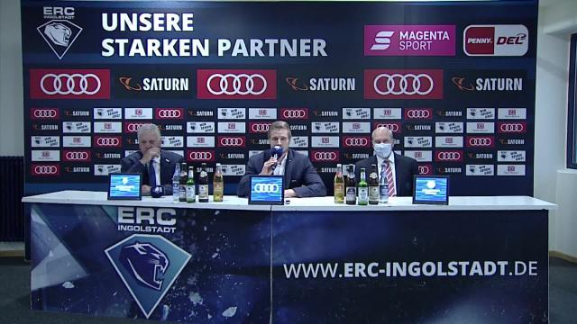 PK: ERC Ingolstadt vs. EHC RB München