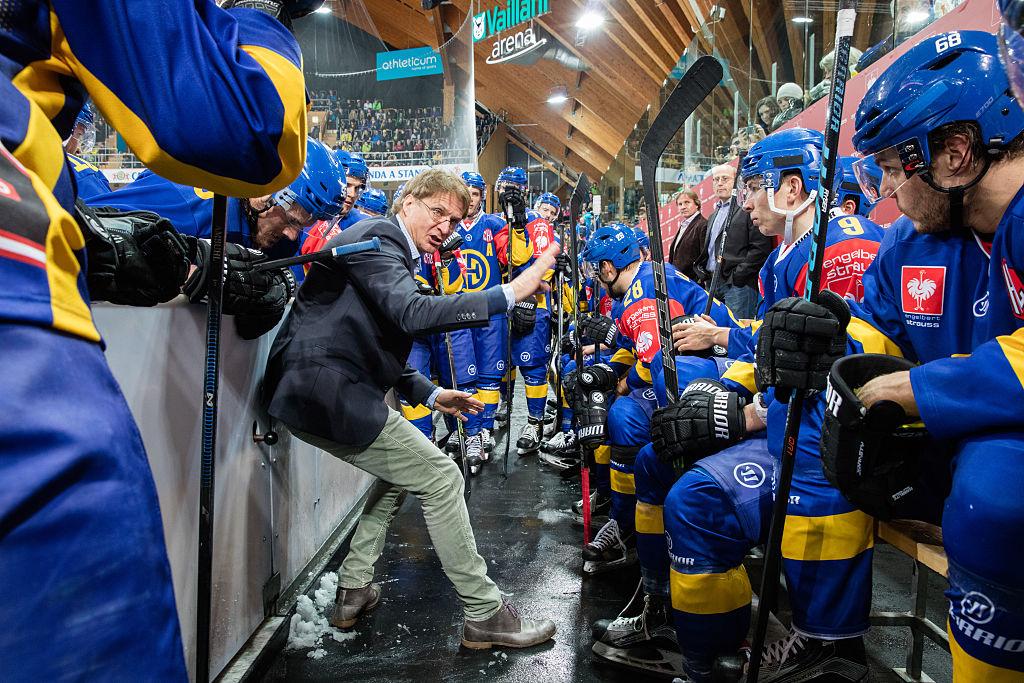 Frölunda News: Davos Mit Dem Rücken Zur Wand