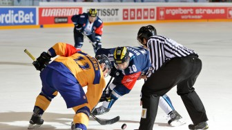 Darryl Boyce and his Panthers won 3:1 at Lukko Raum. Foto (Archiv): ERC Ingolstadt via Getty Images