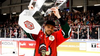 Die Indians haben ihren Titel in der Champions Hockey League verteidigt. Foto: Anders Ylander via Getty Images / CHL