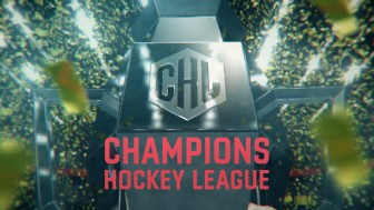 Wer sichert sich am 6. Februar den CHL-Titel? Grafik: Champions Hockey League