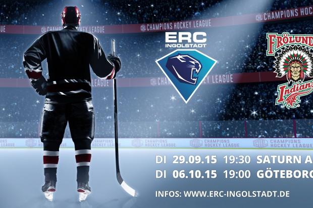 Frölunda News: Dates For Frölunda-games