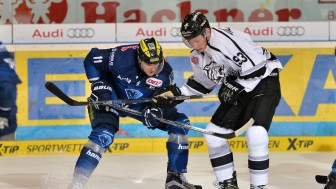The Panthers now play in Nuremberg on Octobre 3. Foto: st-foto.de