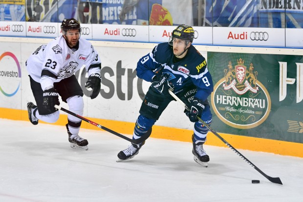 Brandon Buck is DEL-player of the week. Foto: Traub / st-foto.de