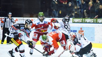 Two times vs Bolzano on the upcoming weekend. Foto: HC Bolzano