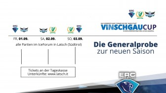 Ready to go: The Vinschgau Cup starts on Friday.