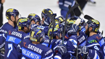 The Panthers came back in the top game.