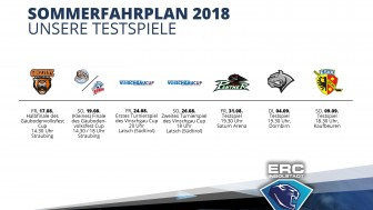 Our programm for the pre-season